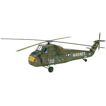 Plastic Model Kit Marine Uh 34 D Helicopter 1 48 85 5323