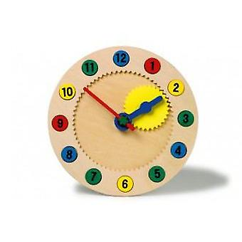 Legler Learning Clock  Numbers  (Toys , Educative And Creative , Mathematics)