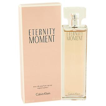 Eternity Moment By Calvin Klein Edp Spray 100ml