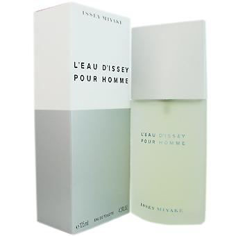 Uomini dell'Eau d'Issey di Issey Miyake 4.2 oz EDT Spray