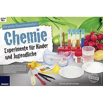 Science kit (set) Franzis Verlag Chemie Experimente für Kinder und Jugendliche 978-3-645-65266-7 10 years and over