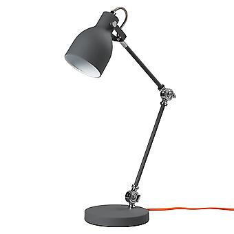 Wild and Wolf Grey Task Lamp