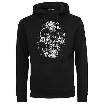 Mister t Hoody - chimica teschio nero