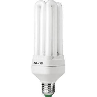 Energy-saving bulb 176 mm Megaman 230 V E27 30 W = 129 W Cold white EEC: A Tube shape Content 1 pc(s)