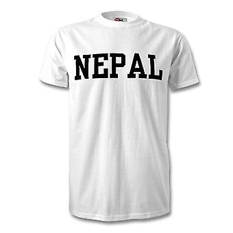 Nepal Country T-Shirt