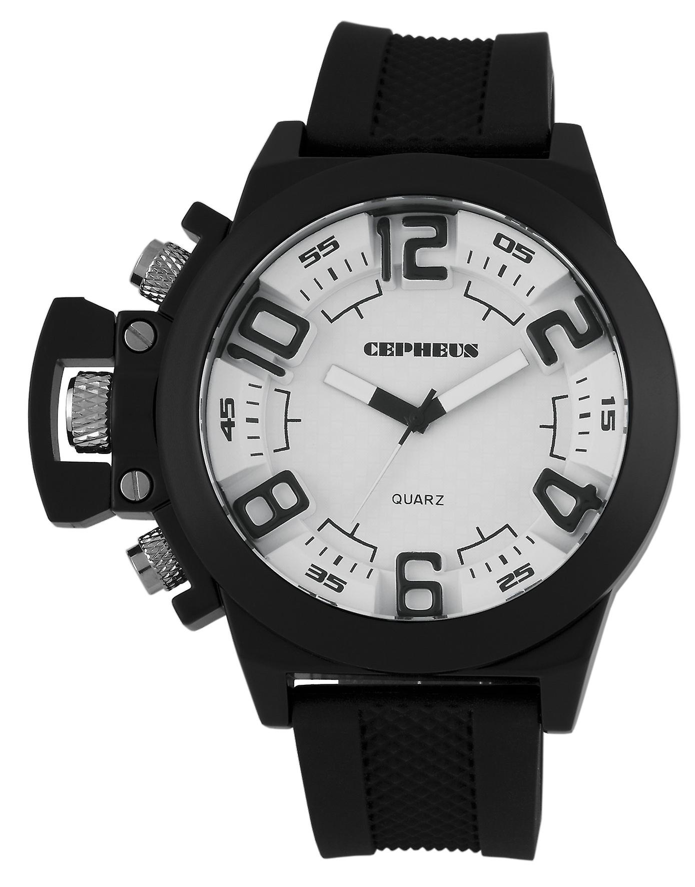 CEPHEUS gents watch analogue CP901-682