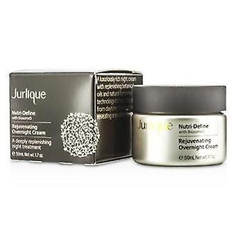 Jurlique Nutri-définir rajeunissant crème de nuit - 50ml / 1. 7 oz