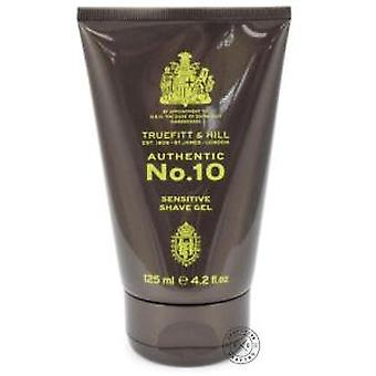Truefitt and Hill No. 10 Sensitive Shaving Gel 125ml