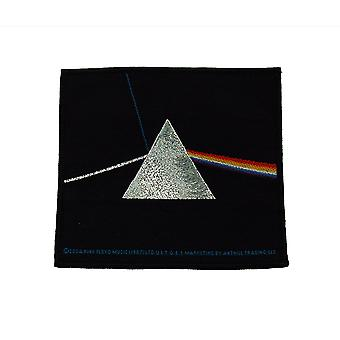 Pink Floyd Dark Side Of The Moon Woven Patch