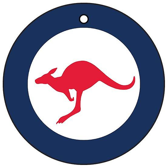 RAAF Royal Australian Air Force Roundel auto luchtverfrisser