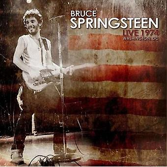 Live Washington DC 1974 by Bruce Springsteen