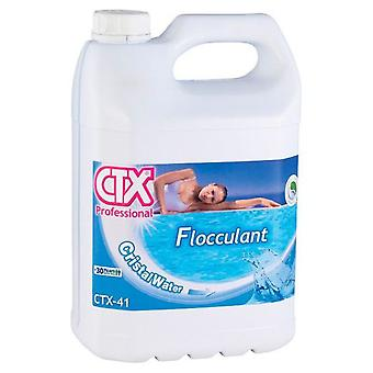 Certikin CTX 41 25lt flocculant Liq. (Garden , Swimming pools , Treatments)