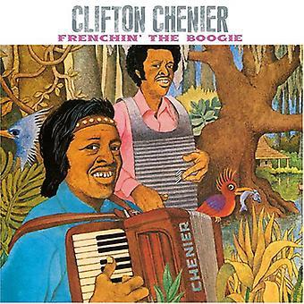 Clifton Chenier - Frenchin' Boogie [CD] USA importen