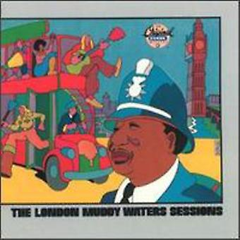 Muddy Waters - London Sessions [CD] USA import