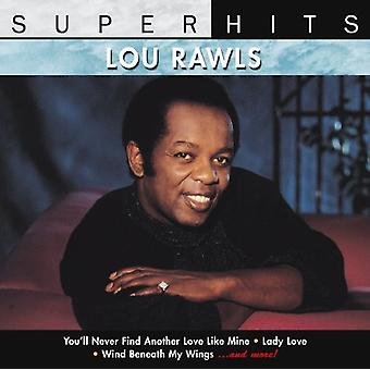 Lou Rawls - Super Hits [CD] USA import