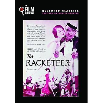 Racketeer [DVD] USA import