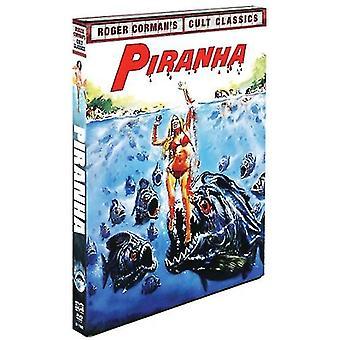 Piranha [DVD] USA import
