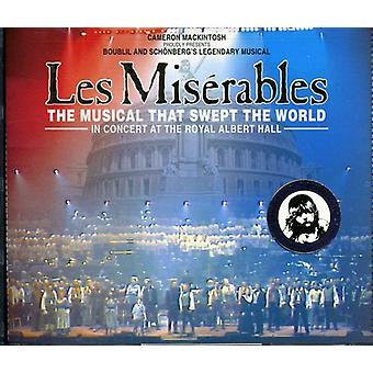 Royal Philharmonic Orchestra - Les Mis Rables: 10th jubilæum Koncert [CD] USA import