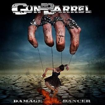 Gun Barrel - skader danser [CD] USA importerer