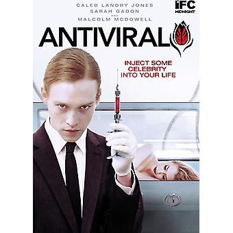 Antiviral [DVD] USA import