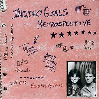 Indigo Girls - retrospektiv [CD] USA importerer