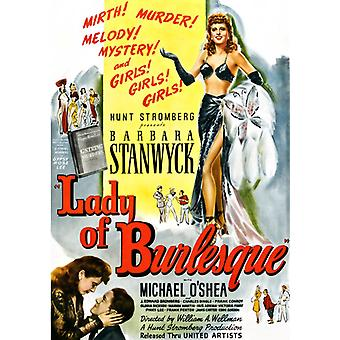 Lady of Burlesque [DVD] USA import