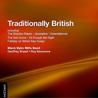 Black Dyke Mills Band - tradizionalmente britannico [1990] [CD] USA importazione