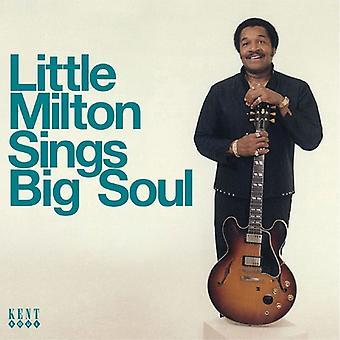 Little Milton - canta alma grande [CD] USA importar