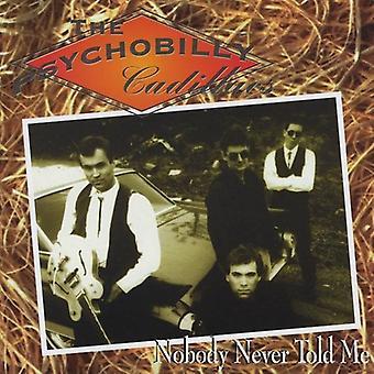 Psychobilly Cadillacs - niemand nie erzählte mir [CD] USA importieren