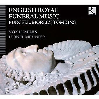 H. Purcell - engelske kongelige begravelse musik [CD] USA import