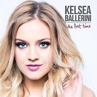 Kelsea Ballerini - første gang [CD] USA import