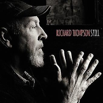 Richard Thompson - stadig (Dlx 2-CD) [CD] USA import