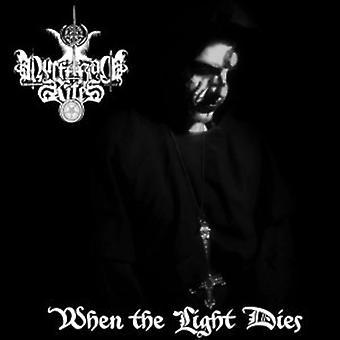 Luciferian Rites - cuando la luz muere [CD] Estados Unidos importa