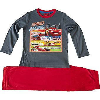 Boys Disney Cars Long Sleeve Pyjamas