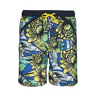 Bruno Babbar Bermuda ST Swim shorts men's swimwear Blau slip