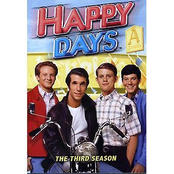Happy Days - les jours heureux: importation USA saison 3 [DVD]