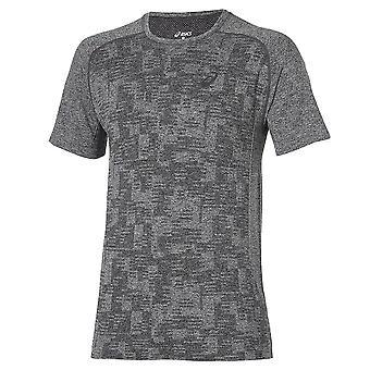 ASICS men short sleeve seamless top shirt - 124751-0773