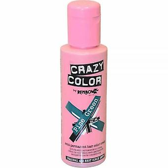 Crazy Color Crazy Color – Pine Green 100ml