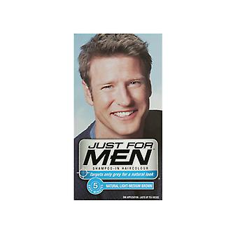 Just For Men Just For Men Shampoo In Haircolour Light Medium Brown (H-30)