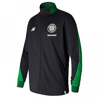 2017-2018 Celtic Presentation Jacket (Black) - Kids