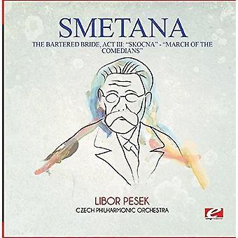 スメタナ - 売られた花嫁: 第三幕: Skocna - [CD] USA 輸入のダンス