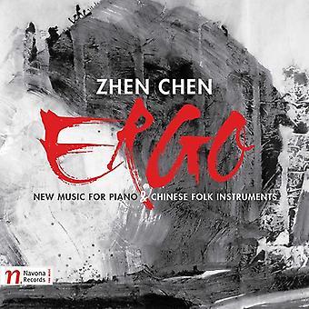 Chen / Shen / Yang / Pang - Zhen Chen: Ergo importación de Estados Unidos [CD]