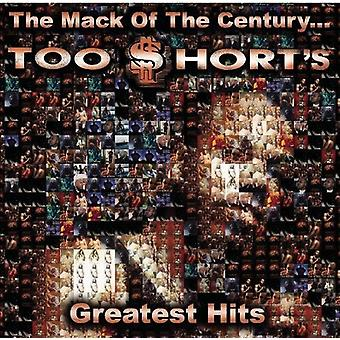 Trop court - Mack du siècle : importation USA Greatest Hits [CD]