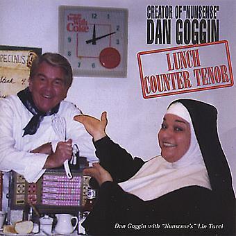 Dan Goggin - import USA Lunch-kontratenor [CD]