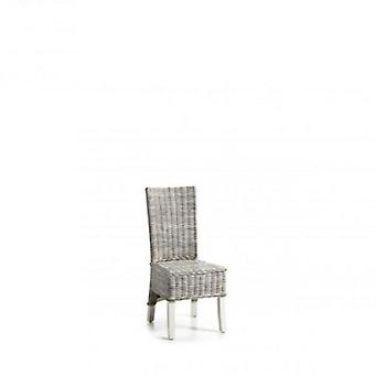 Moycor New White Salsa chair 47x54x100
