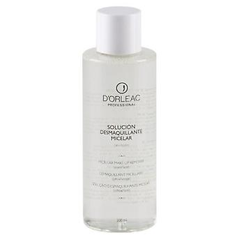 D'Orleac Micellar Cleansing Solution 200 Ml