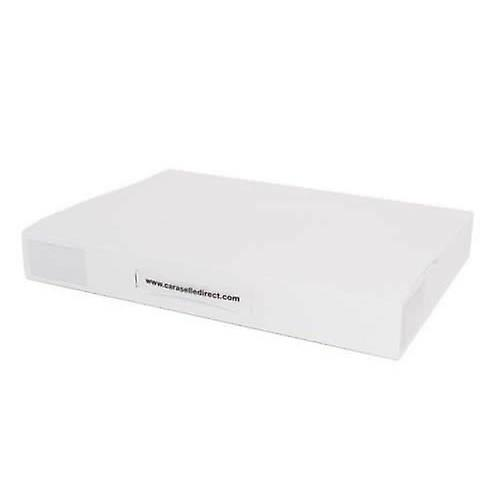 Caraselle White A3 Size Stationery Wallet 430x55x310mm