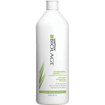 Matrix Biolage ScalpSync propre réinitialiser shampooing normalisant