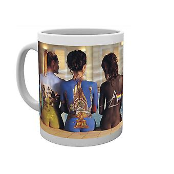 Pink Floyd Mug Back Catalogue painted ladies Official New Boxed