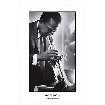 Miles Davis Poster Print von Ted Williams (11 x 17)